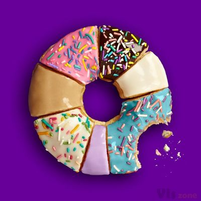 Kilyoum / Everyday / Toujours | Food art, Cute food, Donuts